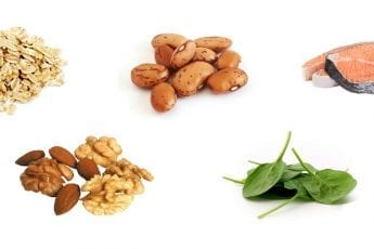 5 foods that fight high cholesterol