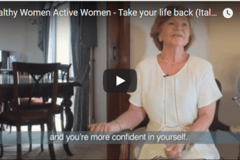 Take your life back   Healthy Women Active Women