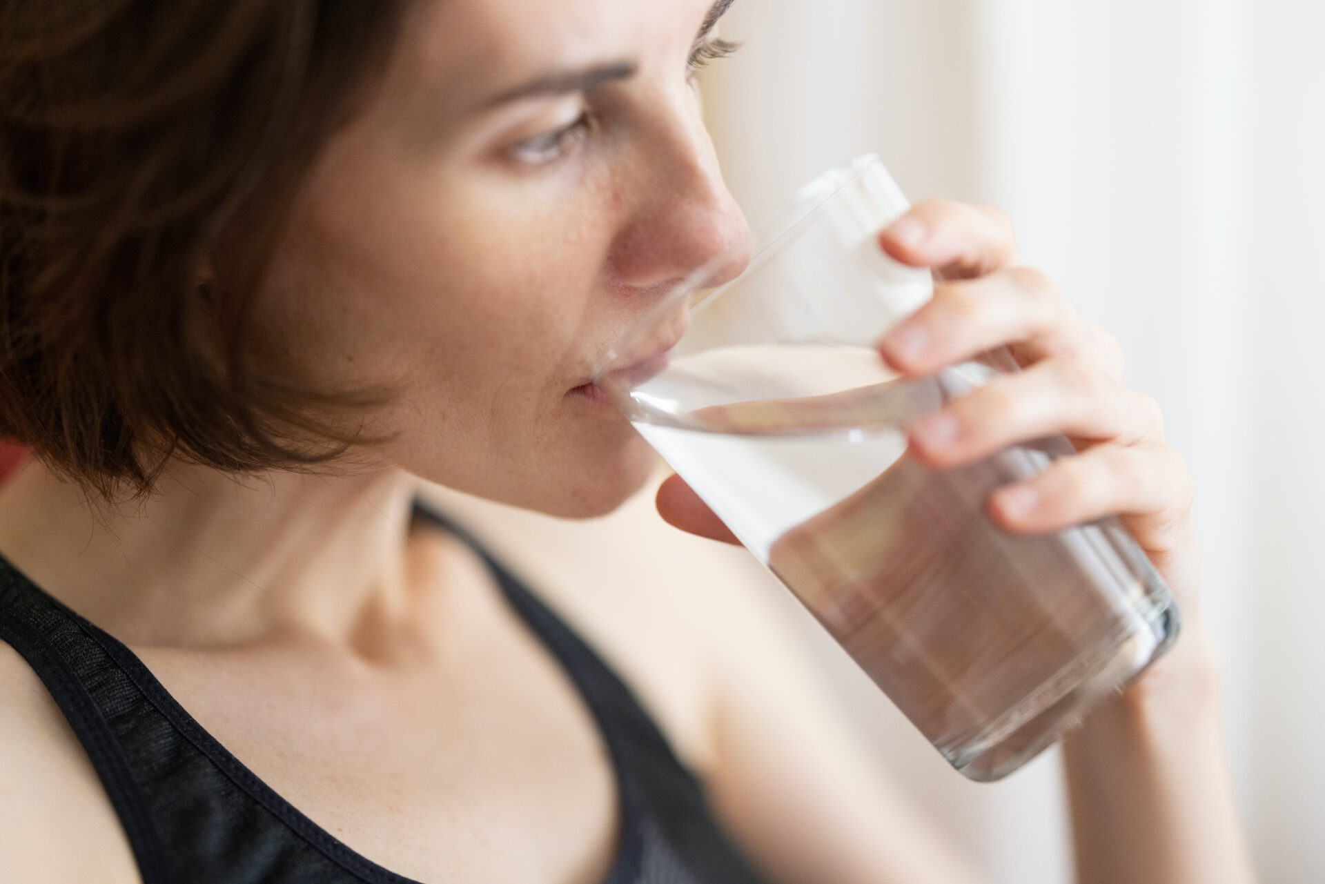Drinking sufficient water could prevent heart failure
