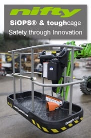 Nifty SiOPS and Tough Cage Safety Through Innovation