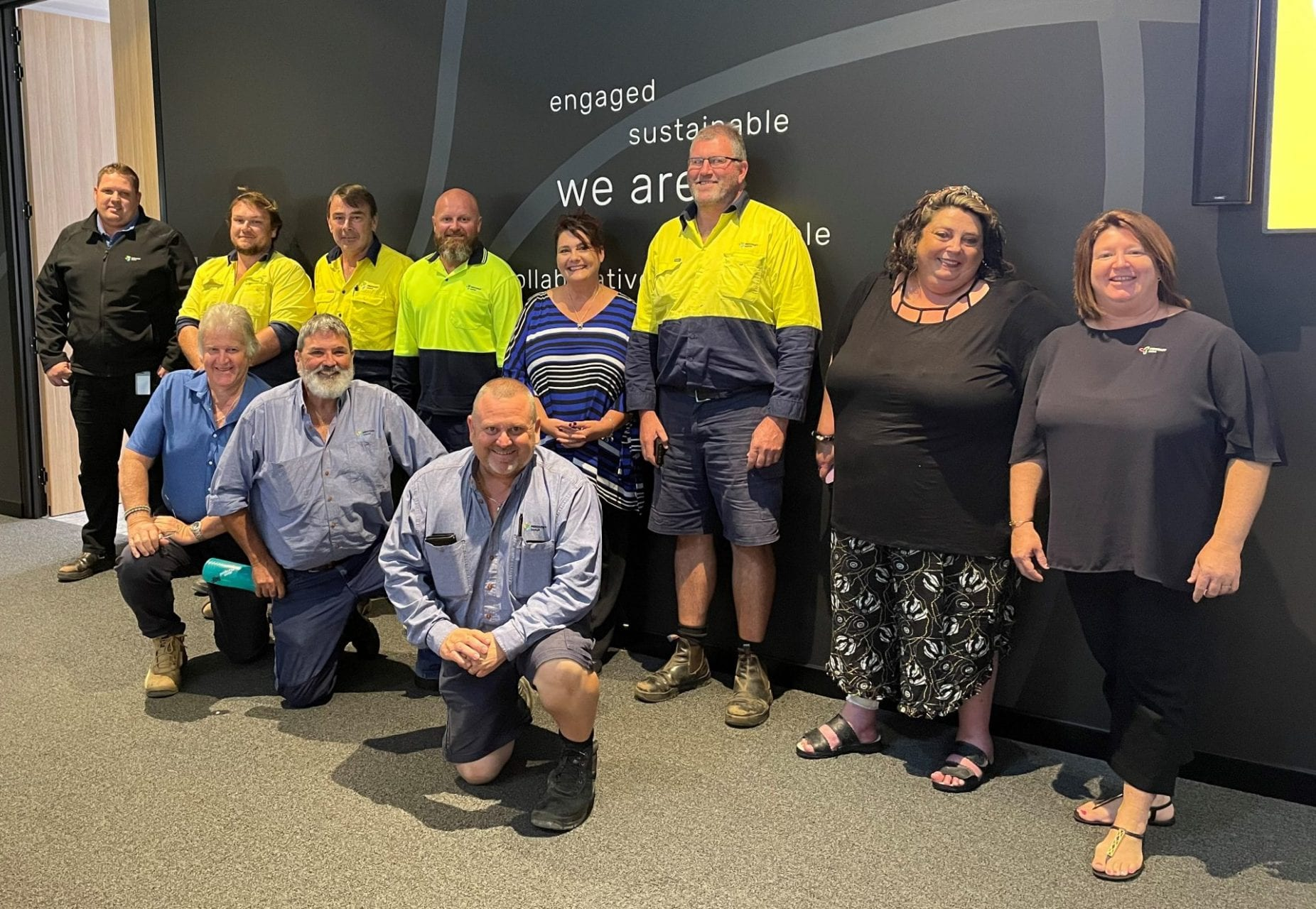 MidCoast Council staff are completing several of Forsythes Training's Supervisor Leadership Skillsets for Developing Others