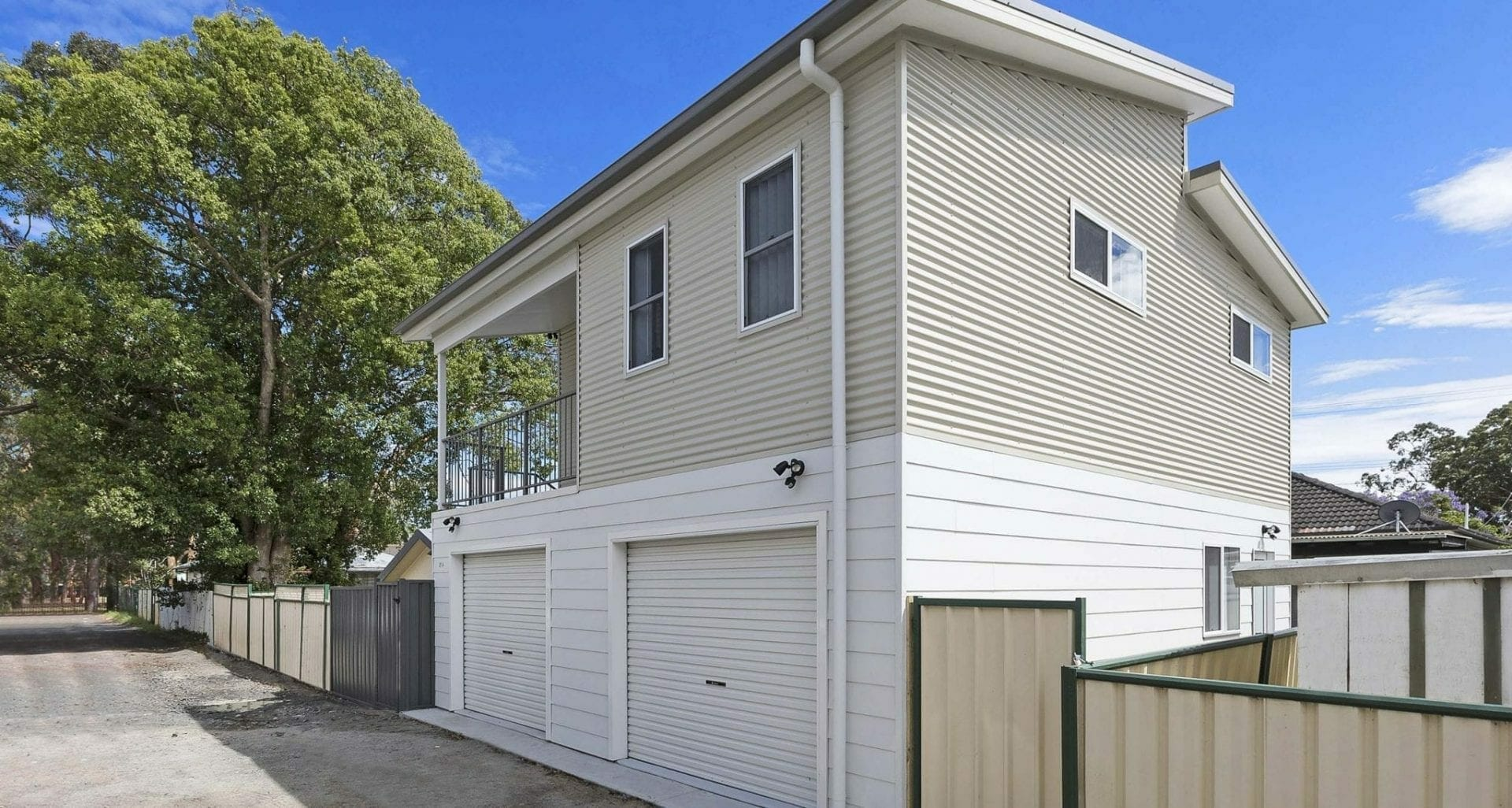 Two storey granny flat – Backyard Grannys