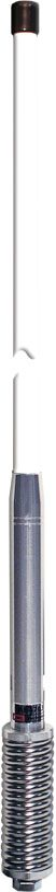 GME Antenna AE4703 UHF 477MHz 1.1 Metre Colinear Aerial With Medium Spring (6.6dBi Gain)