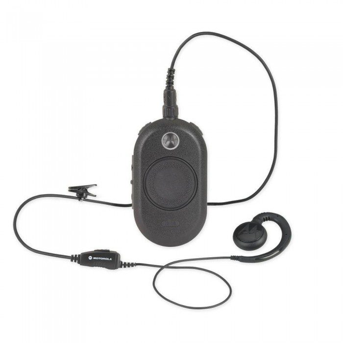 Motorola CLP117 450-470MHZ 1W 6Ch Bluetooth Includes Li-Ion Battery, Belt Clip & Charger.