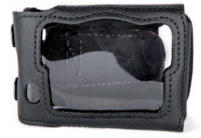 TPL Leather Pouch BIRDYW-HCUIR-V Vertical Postion