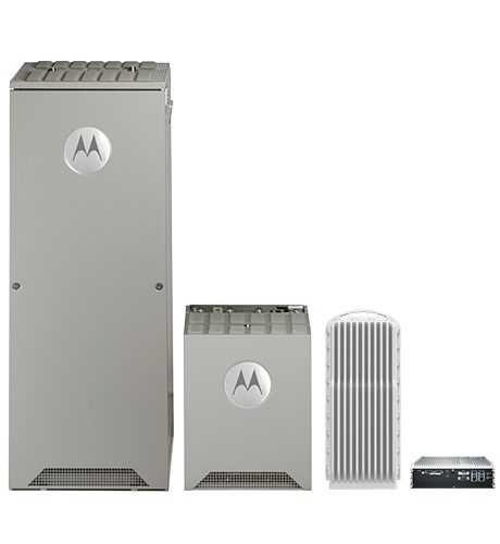 Motorola TETRA System – Dimetra . Specify frequency and configuration