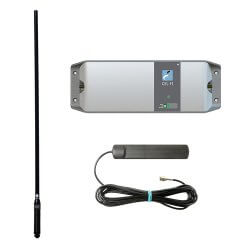 Cel-Fi GO Mobile Smart Repeater Telstra 3G / 4G / 4GX Voice and Data (includes T7-4M-SMA Server Antenna) & CD7195-B Antenna