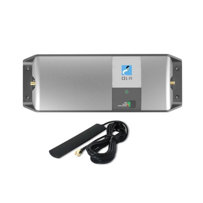 Cel-Fi GO Mobile Smart Repeater Telstra 3G / 4G / 4GX Voice and Data (includes T7-4M-SMA Server Antenna)