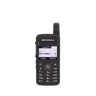 Motorola SL4010e Digital Portable UHF 450-527MHz 3W Colour display Inc Carry Holder, PMNN4468A STD 2300T Battery, Charger &  Antenna