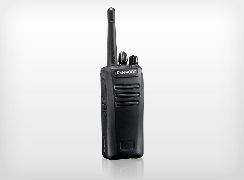 Kenwood NX-340M Portable UHF 400-470MHz 32ch Digital (no Display) (List Required Antenna Separately)