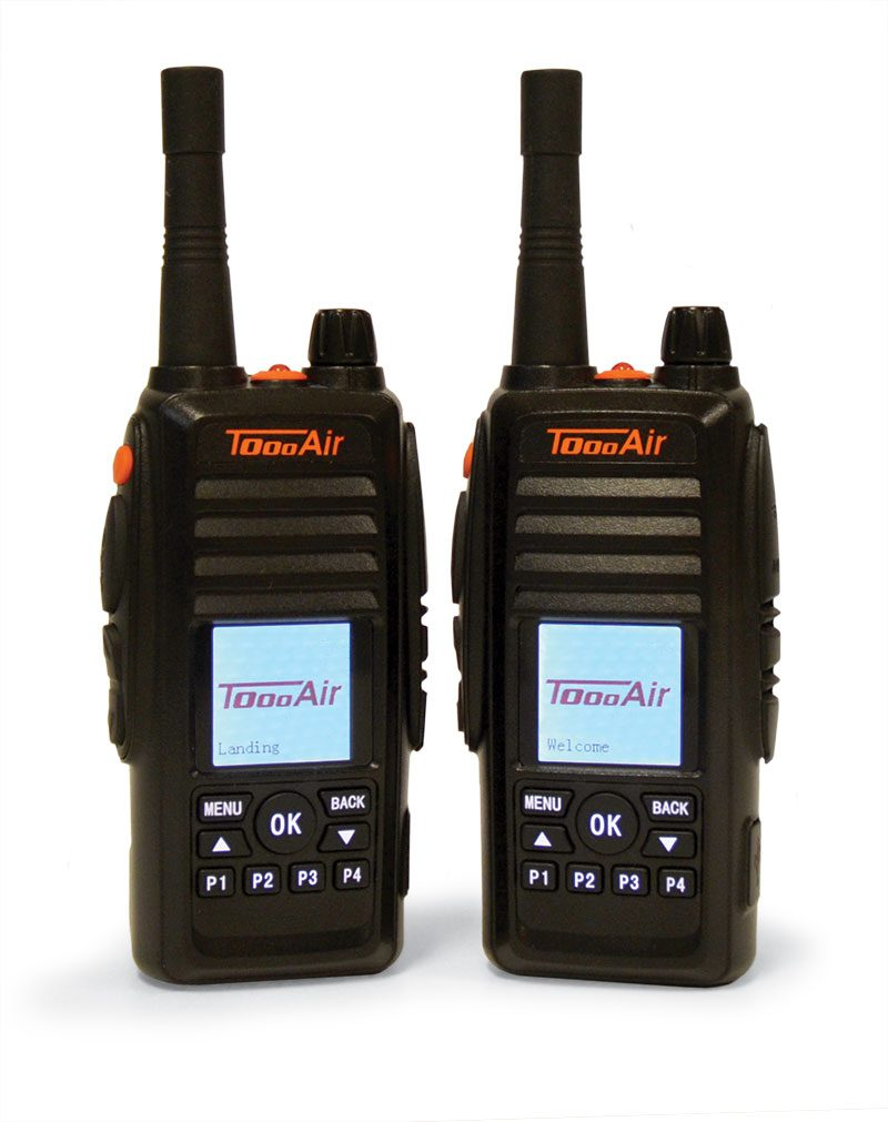 Tooo Air Portable TA-388 LTE Radio Package