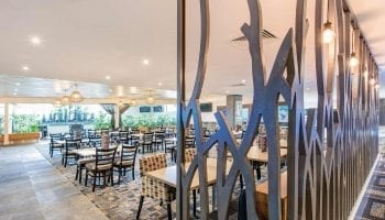Toronto Workers Club Dining Area – Nulex Construction