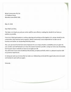 Nulex Construction Customer Review