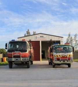 Wyee Fire Station - Nulex Construction