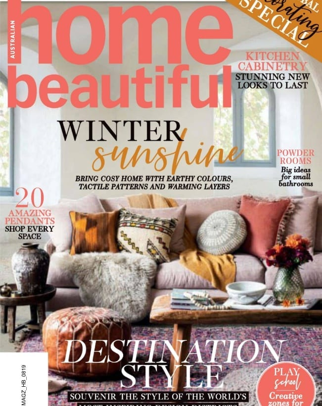 Home Beautiful August 2019