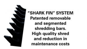 Shark Fin System - Ag Machinery