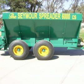 Seymour Chain Spreader 6000