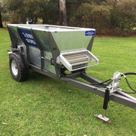 Seymour Low Profile Spreader