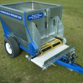 The Seymour Mulch Spreader 2200