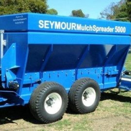 Seymour Mulch Spreader 5000