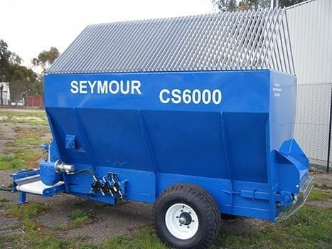 Seymour Spreaders CS6000